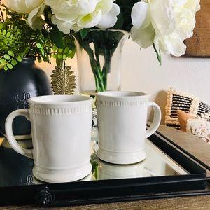 Hearth and hand large mugs